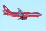 rjccさんが、新千歳空港で撮影したオーロラ 737-2J8/Advの航空フォト(写真)