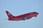 くれいんさんが、新千歳空港で撮影したオーロラ 737-2J8/Advの航空フォト(写真)