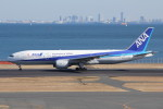 アイスコーヒーさんが、羽田空港で撮影した全日空 777-281の航空フォト(写真)