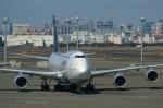 miyapppさんが、羽田空港で撮影したルフトハンザドイツ航空 747-830の航空フォト(写真)