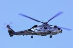 パンダさんが、厚木飛行場で撮影した海上自衛隊 SH-60Jの航空フォト(写真)