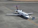 もみじんさんが、宮崎空港で撮影したアイベックスエアラインズ CL-600-2B19 Regional Jet CRJ-200ERの航空フォト(写真)