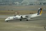 tsubasa0624さんが、福岡空港で撮影した日本エアコミューター DHC-8-402Q Dash 8の航空フォト(飛行機 写真・画像)