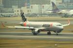 tsubasa0624さんが、福岡空港で撮影したジェットスター・ジャパン A320-232の航空フォト(飛行機 写真・画像)