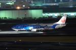 tsubasa0624さんが、福岡空港で撮影した日本トランスオーシャン航空 737-4Q3の航空フォト(飛行機 写真・画像)