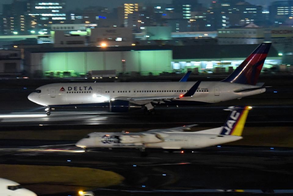 tsubasa0624さんのデルタ航空 Boeing 767-300 (N156DL) 航空フォト