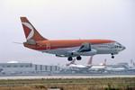 Gambardierさんが、ロサンゼルス国際空港で撮影したカナディアン・パシフィック・エアラインズ 737-217の航空フォト(写真)
