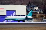 Dojalanaさんが、函館空港で撮影したコーポレート・ジェット・マネジメント BD-700 Global Express/5000/6000の航空フォト(飛行機 写真・画像)