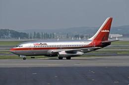 Gambardierさんが、ロナルド・レーガン・ワシントン・ナショナル空港で撮影したUSエア 737-2B7/Advの航空フォト(飛行機 写真・画像)
