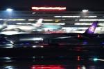tsubasa0624さんが、羽田空港で撮影したタイ国際航空 777-3D7の航空フォト(写真)