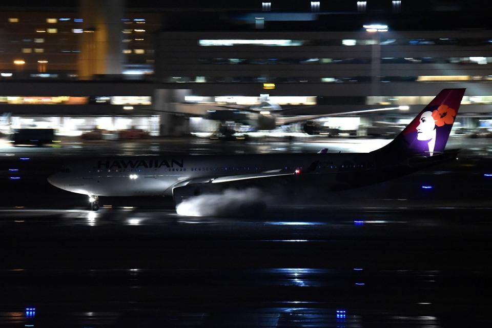 tsubasa0624さんのハワイアン航空 Airbus A330-200 (N370HA) 航空フォト