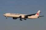 りんたろうさんが、成田国際空港で撮影した日本航空 777-346/ERの航空フォト(写真)