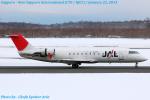 Chofu Spotter Ariaさんが、新千歳空港で撮影したジェイ・エア CL-600-2B19 Regional Jet CRJ-200ERの航空フォト(写真)