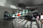 md11jbirdさんが、大和ミュージアムで撮影した日本海軍 Zero 62/A6M7の航空フォト(写真)