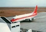 tame24さんが、山口宇部空港で撮影した香港ドラゴン航空 737-2L9/Advの航空フォト(写真)
