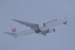 sky77さんが、函館空港で撮影した日本航空 777-246の航空フォト(飛行機 写真・画像)