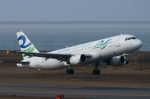 新潟空港 - Niigata Airport [KIJ/RJSN]で撮影されたスカイ・アンコール・エアラインズ - Sky Angkor Airlines [ZA/SWM]の航空機写真
