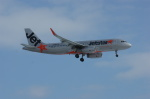 北の熊さんが、新千歳空港で撮影したジェットスター・ジャパン A320-232の航空フォト(写真)