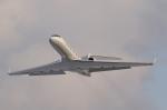 wildcookieさんが、函館空港で撮影したウェルズ・ファーゴ・バンク・ノースウェスト G500/G550 (G-V)の航空フォト(飛行機 写真・画像)