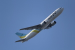 ANA744Foreverさんが、羽田空港で撮影したAIR DO 767-381の航空フォト(写真)