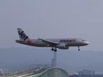 あしゅーさんが、関西国際空港で撮影したジェットスター・ジャパン A320-232の航空フォト(写真)
