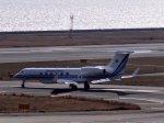 あしゅーさんが、関西国際空港で撮影した海上保安庁 G-V Gulfstream Vの航空フォト(飛行機 写真・画像)