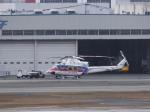 あしゅーさんが、福岡空港で撮影した国土交通省 地方整備局 412EPの航空フォト(飛行機 写真・画像)