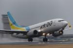 よっさん1102さんが、仙台空港で撮影したAIR DO 737-781の航空フォト(写真)