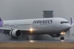よっさん1102さんが、仙台空港で撮影したハワイアン航空 767-33A/ERの航空フォト(写真)