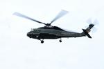 xxxxxzさんが、厚木飛行場で撮影したアメリカ海軍 S-70 (H-60 Black Hawk/Seahawk)の航空フォト(飛行機 写真・画像)