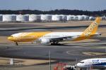 tsubasa0624さんが、成田国際空港で撮影したスクート (〜2017) 777-212/ERの航空フォト(写真)