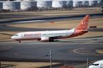 tsubasa0624さんが、成田国際空港で撮影したチェジュ航空 737-85Fの航空フォト(飛行機 写真・画像)