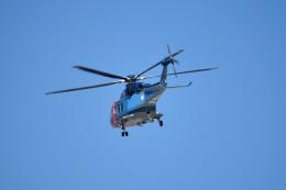 tsubasa0624さんが、成田国際空港で撮影した千葉県警察 AW139の航空フォト(写真)