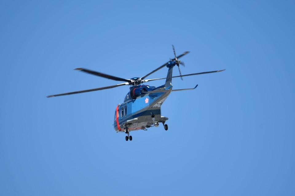 tsubasa0624さんの千葉県警察 AgustaWestland AW139 (JA91CP) 航空フォト