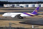 tsubasa0624さんが、成田国際空港で撮影したタイ国際航空 787-8 Dreamlinerの航空フォト(写真)