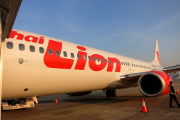 kingmengraiさんが、ウドーンターニー空港で撮影したタイ・ライオン・エア 737-9GP/ERの航空フォト(飛行機 写真・画像)