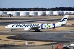 tsubasa0624さんが、成田国際空港で撮影したフィンエアー A330-302Xの航空フォト(写真)
