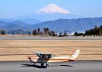 mojioさんが、静岡空港で撮影した北海道フライトサービス 172P Skyhawkの航空フォト(飛行機 写真・画像)