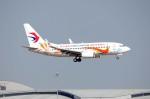 まいけるさんが、スワンナプーム国際空港で撮影した中国東方航空 737-79Pの航空フォト(写真)
