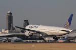 アイスコーヒーさんが、成田国際空港で撮影したユナイテッド航空 777-224/ERの航空フォト(飛行機 写真・画像)