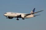 アイスコーヒーさんが、成田国際空港で撮影したユナイテッド航空 787-8 Dreamlinerの航空フォト(飛行機 写真・画像)