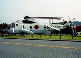 空の旅人さんが、館山航空基地で撮影した海上自衛隊 HSS-2B Sea Kingの航空フォト(飛行機 写真・画像)