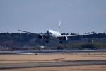 tsubasa0624さんが、成田国際空港で撮影したキャセイパシフィック航空 777-367の航空フォト(写真)