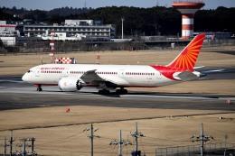 tsubasa0624さんが、成田国際空港で撮影したエア・インディア 787-8 Dreamlinerの航空フォト(飛行機 写真・画像)