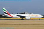 Chofu Spotter Ariaさんが、成田国際空港で撮影したエミレーツ航空 777-F1Hの航空フォト(飛行機 写真・画像)