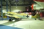 TKOさんが、RAF Museum  Hendonで撮影したドイツ空軍 Bf 109G-2の航空フォト(写真)