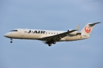 ☆NSさんが、女満別空港で撮影したジェイ・エア CL-600-2B19 Regional Jet CRJ-200ERの航空フォト(写真)