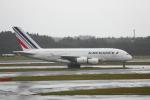 ATOMさんが、成田国際空港で撮影したエールフランス航空 A380-861の航空フォト(写真)