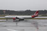 ATOMさんが、成田国際空港で撮影したヴァージン・アトランティック航空 A340-642の航空フォト(飛行機 写真・画像)