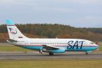 安芸あすかさんが、新千歳空港で撮影したサハリン航空 737-232/Advの航空フォト(写真)